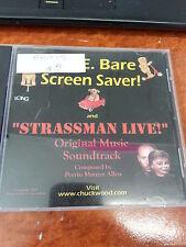 Ted E Bare Screen Saver Strassman Live Music CD (P10935)
