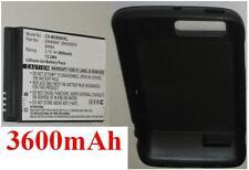 Shell +. Battery 3600mAh type BW8X SNN5897 SNN5897A For Motorola MB865