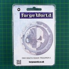 Death Korps of War Rider #5 Forge World 40K
