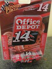 "Tony Stewart - 2009 #14 - ""Office Depot"" - 1:64 Winner's Circle"