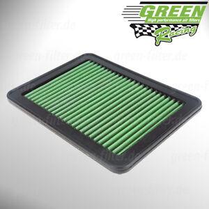 GREEN Sportluftfilter für Mazda 3, CX-3 & CX-30 Luftfilter