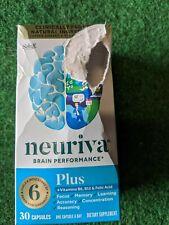 Neuriva Brain Performance Plus Memory Focus Supplement, 30 Capsules