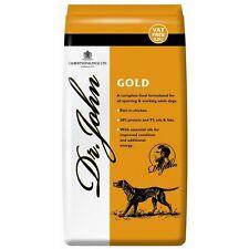 Dr John Dry Dog Food Puppy 10kg Adult Range 15kg Gold
