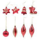 42pcs Lovely Christmas Decoration For Party Shop Xmas Home