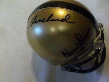 Davis--Blanchard Signed  Army Mini Helmet.