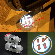 2x LED door courtesy laser projector light For Toyota FT86 GT86 GTS 2012-Onwards