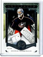 2015-16 Artifacts #199 Joonas Korpisalo  75 of 899   Rookie Blue Jackets !!