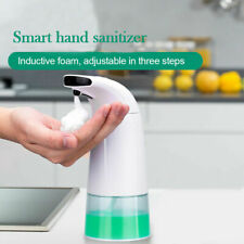 250ML Touchless Soap Dispenser Automatic Induction Liquid Foam Washer Bathroom