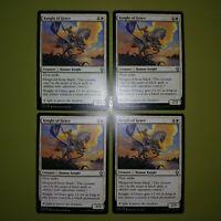 Knight of Grace x4 Dominaria 4x Playset Magic the Gathering MTG