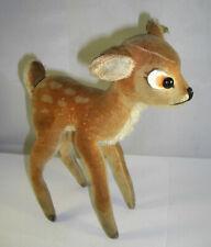 Altes Steiff Tier - Bambi - Rehkitz - 22cm - Walt Disney