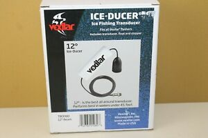 Vexilar Ice-Ducer Transducer 12° Beam TB0080 NEW USA Made