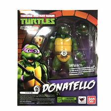 Bandai Nickelodeon Teenage Mutant Ninja Turtles TMNT Donatello SH Figures Toy