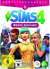 Die Sims 4 Get Famous / Werde berühmt Add-on EU/DE EA Orign CD Key Download Code