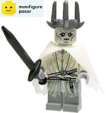 lor104 Lego The Hobbit 79015 - Witch-King Minifigure with Sword - New