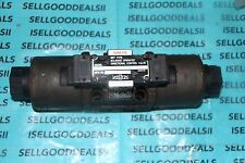 Nachi SS-G03-C6-GR-D2-J21 Solenoid Operated Directional Control Valve New