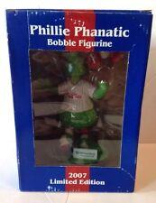 PHILLIE PHANATIC PHILADELPHIA PHILLIES 2007 HAPPY BIRTHDAY BOBBLEHEAD - NEW!!