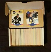 1990-91 Pro Set Hockey Series 1 Complete Set, 1 -405,  New, EX