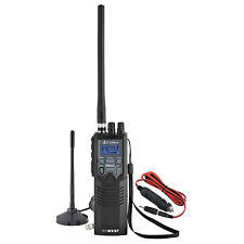Cobra HHRT50 Handheld CB Radio NOAA Weather w/Mobile Magnet Antenna Roadtrip