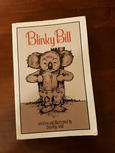 Blinky Bill, By Dorothy Hall, P/B book FAST FREE POST
