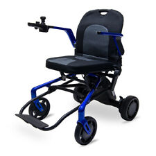 Folding Ultra-Light Electric Power Wheelchair Medical Mobility Aid Motorized