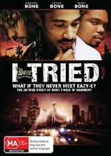 I Tried (Dvd, 2009) Action [Region 4] New/Sealed Featuring Bone, Thugs, & Harmon