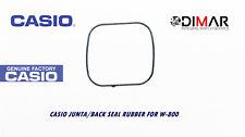 CASIO JUNTA/ BACK SEAL RUBBER, PARA W-800