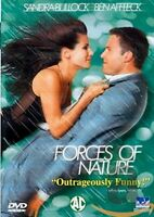 Forces Of Nature  (DVD 2006) Sandra Bullock