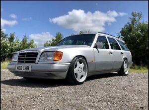 Mercedes 220 w124
