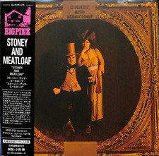STONEY AND MEATLOAF-S/T-IMPORT MINI LP CD WITH JAPAN OBI BONUS TRACK Ltd/Ed G09