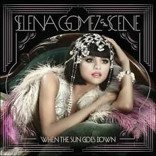 When the Sun Goes Down by Selena Gomez/Selena Gomez & the Scene (CD, Jun-2011, Hollywood)