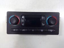 03-04 Cadillac Escalade Main Auto Dual Zone Heat AC Temperature Temp Control OEM