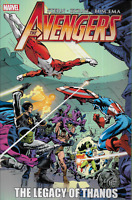 Avengers: Legacy of Thanos by Stern, Buscema, Byrne, & more 2014 TPB Marvel