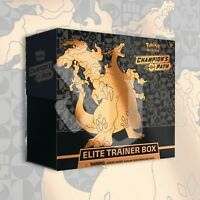 Pokemon TCG: CHAMPION'S PATH ELITE TRAINER BOX | FACTORY SEALED
