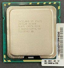 Intel Xeon X5675 3.067GHz 6 Core LGA1366 CPU Processor SLBYL