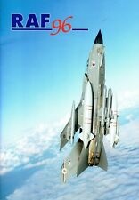 RAF 96  - Royal Air Force 1996 Booklet / Digest