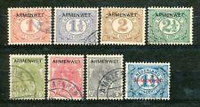 Nederland Dienst  1 - 8 gebruikt