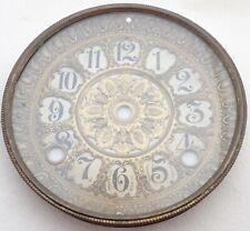 Antique Seth Thomas Mantel Shelf Clock Dial Bezel Parts Repair