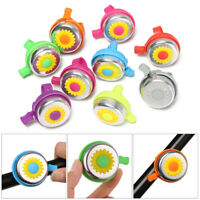 Cute Kids Bicycle Bell Horns Bike Flower Bells Children Girls Cycling Ring Alarm