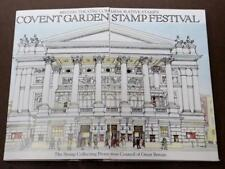 GB 1982 THEATRE EUROPA COVENT GARDEN PRESENTATION PACK SG 1183-1186  RARE NOW #1