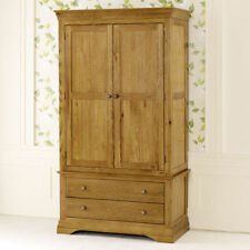 Unbranded Oak Wardrobes with 2 Doors