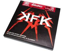 Dunlop KFK Kerry King Icon Electric Guitar Strings, 10-46 w extra 52, 1 set