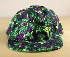 Nike Kobe IX 9 Green Vino AW84 Snapback 5 Panel Hat Cap Bryant Mamba 696841-100