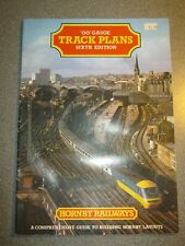 Hornby OO Gauge 6th Edition Track Plans Catalogue