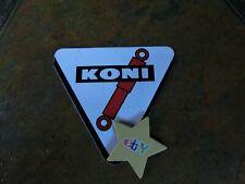 Koni Aufkleber/Sticker,Sammlerstück,rar,