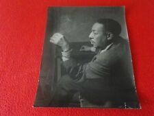 Vintage Original Burt Goldblatt Jazz Musicians Photograph Johnny Hodges