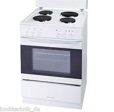 ᐅ TERMIKEL Elektro-Standherd SHM 63010 Elektroherd weiß 60 cm Elektrostandherd