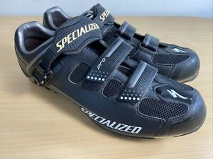 Specialized Pro MTB Cycling Bike Shoes Mens Size 11.5  Black