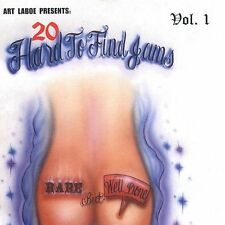 20 Hard to Find Jams by Various Artists (CD, May-2001, Original Sound Entertainm