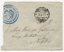 1912 LETTERA I DIVISIONE TRIPOLITANIA 25/7 C/3655
