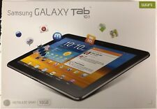 NEW SEALED Samsung Galaxy Tab GT-P7510 (2012) 16GB   Wi-Fi, 10.1  Metallic Gray